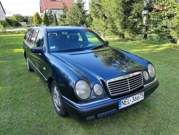 Mercedes W210 300TD kombi 1999r. automat