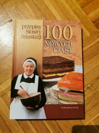 Przepisy Siostry Anastazji książka z przepisami