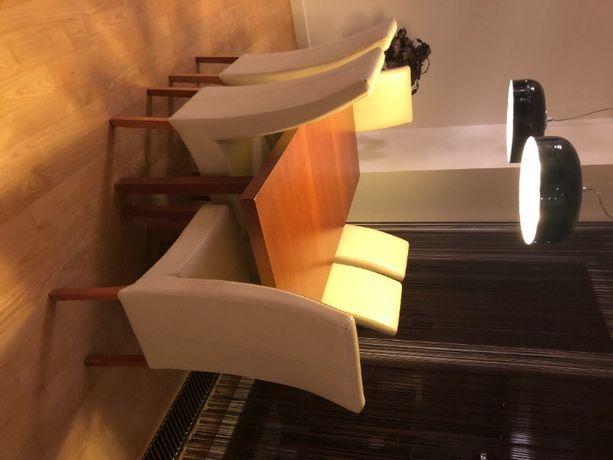 jadalnia - stół i 6 krzeseł