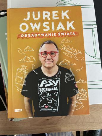 Jurek owsiak obgadywaniw swiata ksiazka