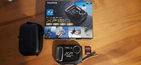 Aparat Fujifilm XP 150 wodoodporny