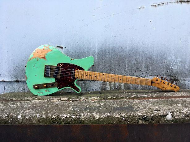 "Gitara elektryczna GFF Stellar Custom ""Relic"" GFF Handcrafted Guitars"