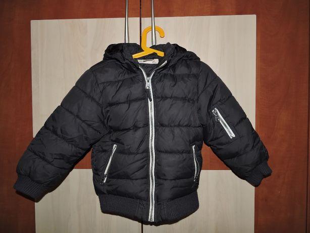Kurtka zimowa dla chłopca H&M rozmiar 116 cm