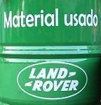 Peças Land Rover Series II e III novas e usadas