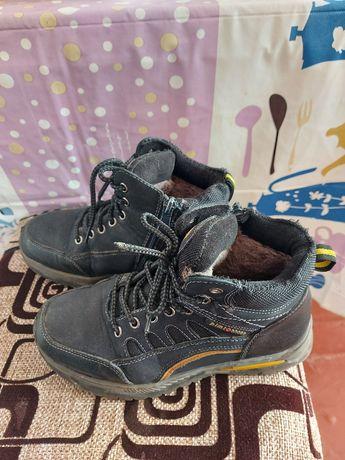 Зимние ботинки на 7 лет