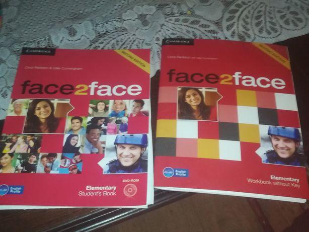 Podręcznik do angielskiego face to face