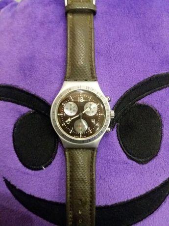 Relógio Swatch IRONY four jewels Castanho