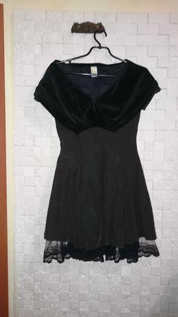 Платье Etam нарядное для девочки 42