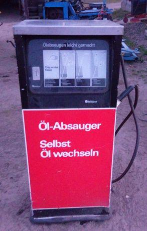 Odsysarka oleju