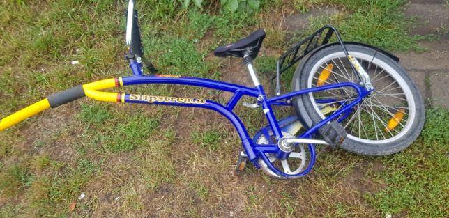 Doczepka do roweru