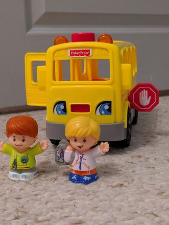 Autobus małego odkrywcy Fischer Price
