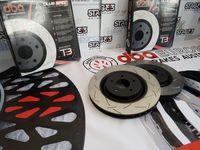 Discos Travao DBA T2, T3, 4000, 5000, Ibiza Golf GTI VAG 345mm 312mm
