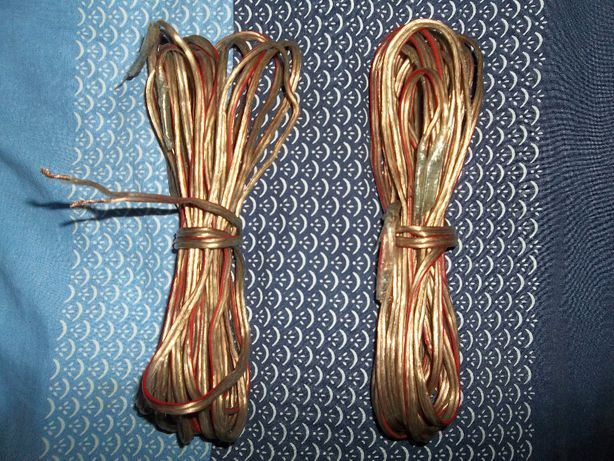 Kabel, przewody do glosnikow