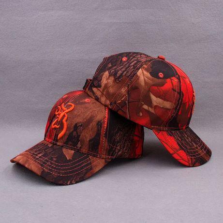 Świetna czapeczka dla myśliwych