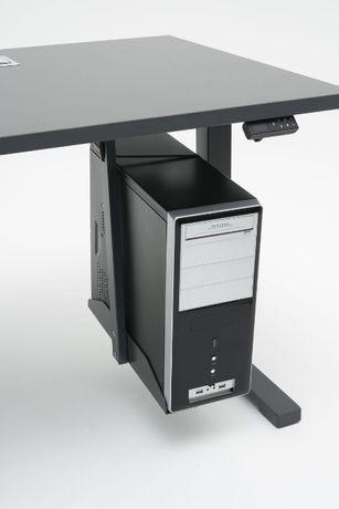 Zawiesie podstawka pod komputer - montowana do biurka