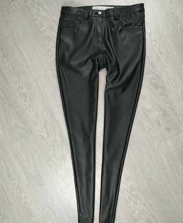 Штаны брюки кожзам экокожа