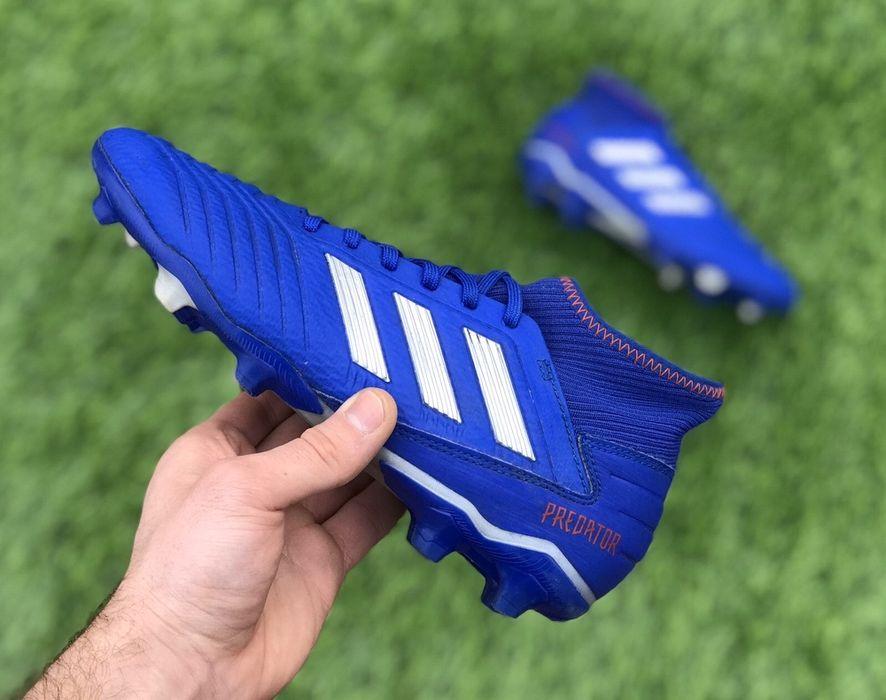 Бутсы Adidas Predator 19.3 FG 40 2/3р. Днепр - изображение 1