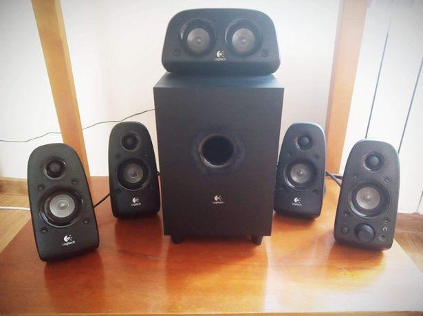 Głośniki Logitech 5w1 Z506