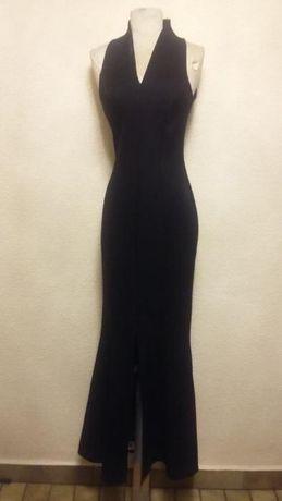 śliczna sukienka wieczorowa - syrena, na studniówkę, bal