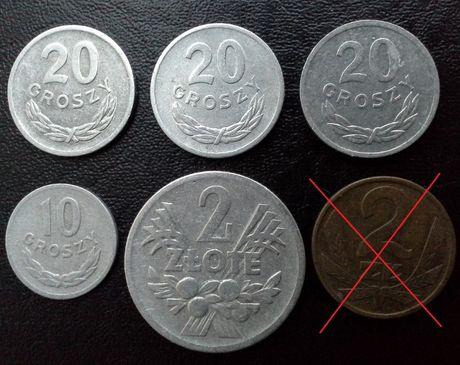 Монеты Польши 1958-1975гг