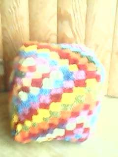 """подушка """"Кубик-Рубика"""""""