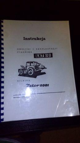 Instrukcja obsługi LKT 80