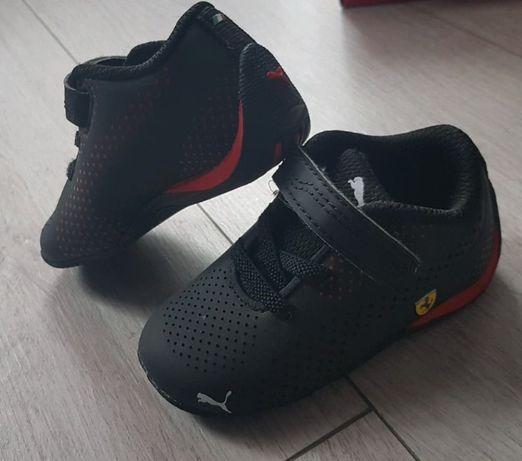 Nowe buty chłopięce Puma Ferrari