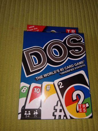 Nowa gra karciana DOS