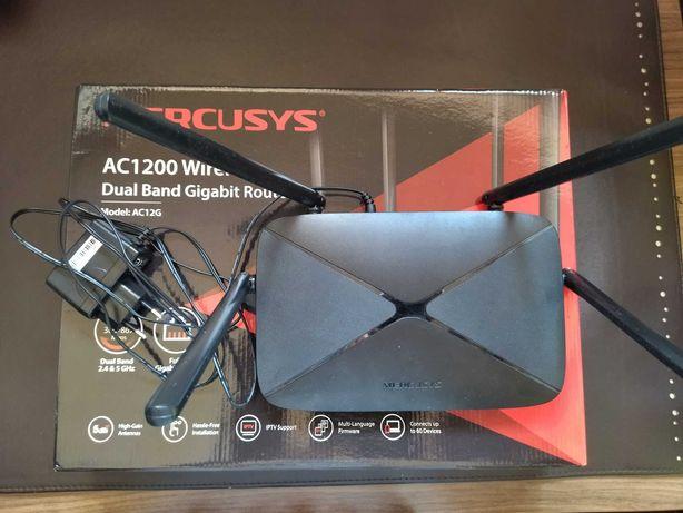 Mercusys AC12G wireless dual band gigabit router