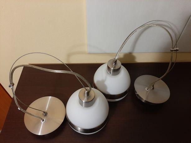 Zestaw 3 lamp wiszących