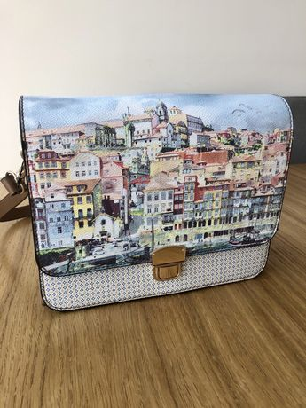 Torebka listonoszka Porto Parfois