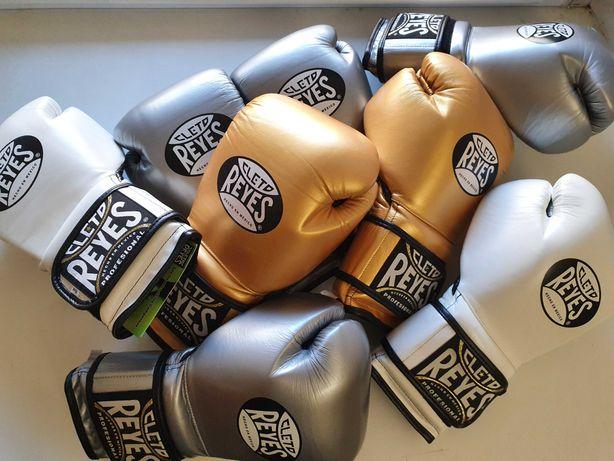 Боксерские перчатки CLETO REYES Velcro Closure Training 12,14,16 oz