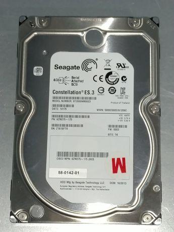 Серверные SAS2 HDD 2TB 7.2K 6G 39$ Seagate Constellation ES.3 , W.D.