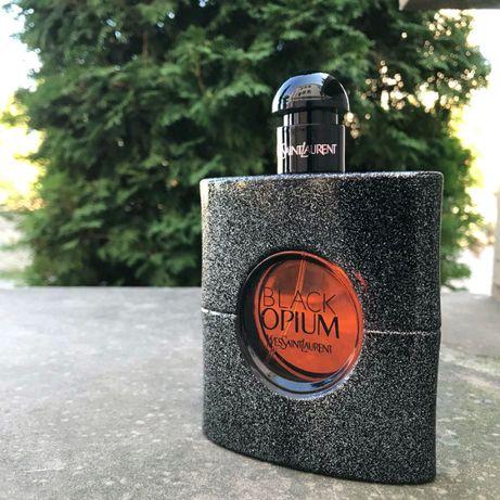 Yves Saint Laurent Black Opium 90ml (Блэк Блек Опиум) Женские духи 2=3