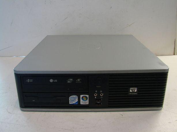 HP Compaq dc7800p, intel e8400, 6gb ram, 160gb hdd, intel