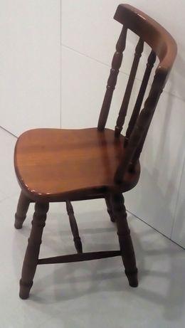 Requinte: quarto,sala, escritório - cadeira, c/ costas e pés torneados