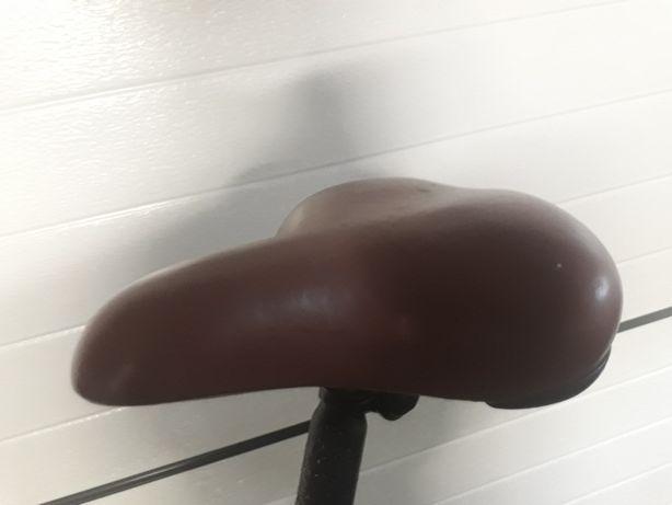 Siodełko ddk brązowe