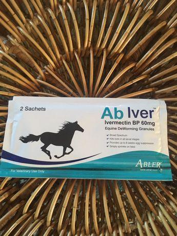 Saszetki dla koni Abiver