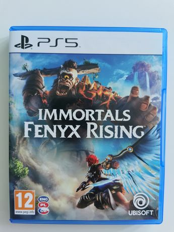 Gra Immortals Fenyx Rising PS5 PL