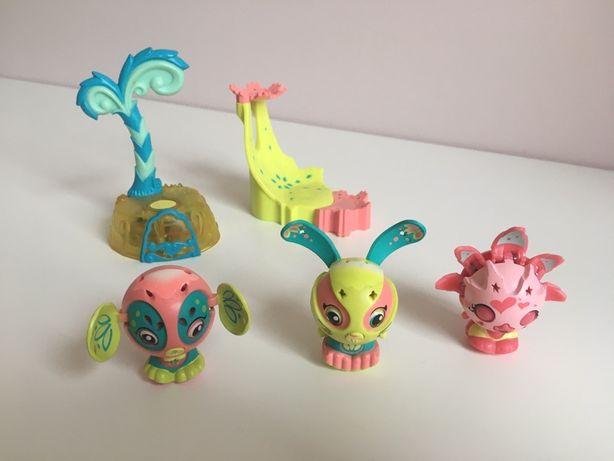 Zoobles zestaw - magnetyczne zwierzątka Sega Toys