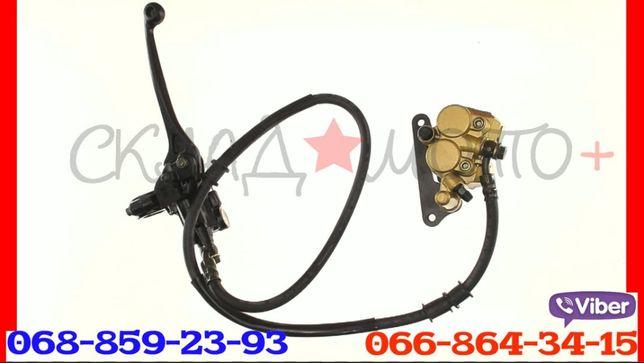 Машинка тормозная система суппорт на вайпер актив VIPER125 150 ACTIVE