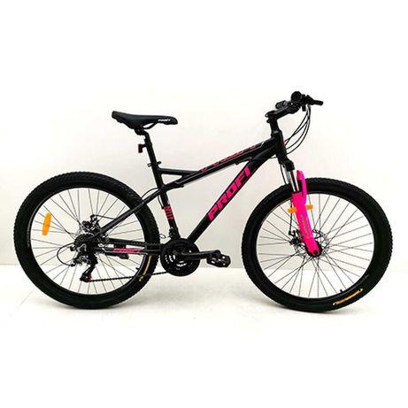 АЛЮМИНИЕВЫЙ ЖЕНСКИЙ велосипед горный PROFI,  SHIMANO колеса 26 дюймов