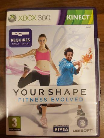 Gra Kinect Xbox 360 Your Shape
