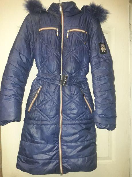 Куртка зимняя (подросток р.42)