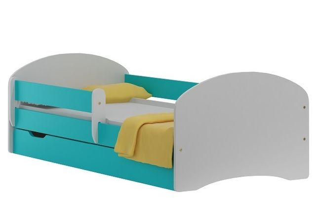 AQUA 20S łóżko dziecięce z SZUFLADA 160/80