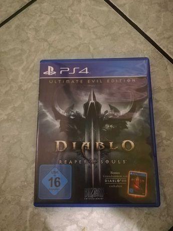 Diablo 3  gra na PS4