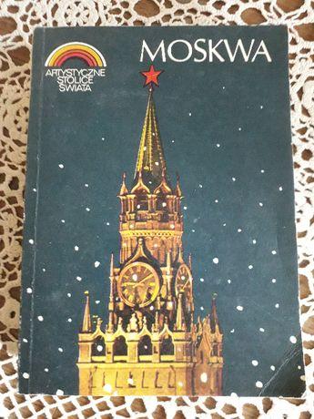 Artystyczne stolice świata - Moskwa.