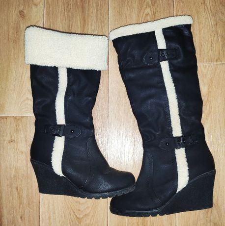 Ботинки деми и зима, сапоги Rieker, обувь 25-26 см, листайте фото!