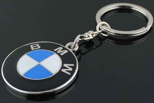 Porta - chaves da BMW