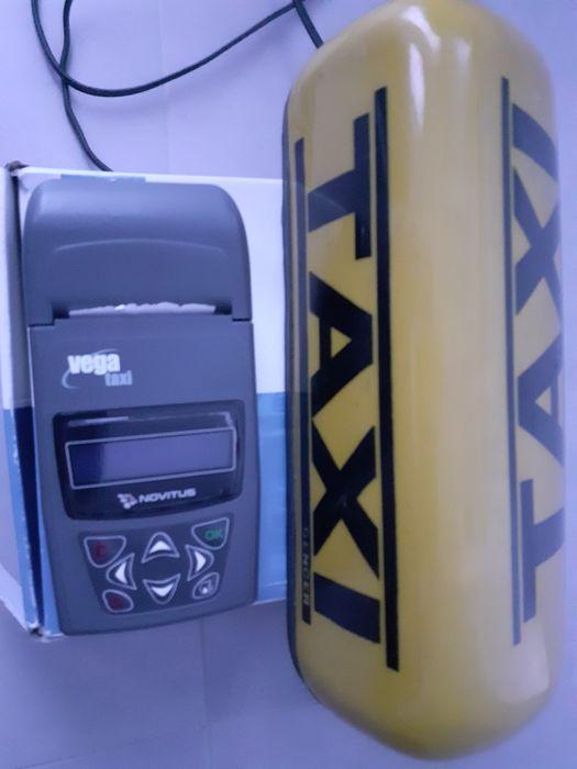 Lampa taxi + kasa fiskalna Wrocław - image 1